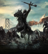 Primer clip para Dawn of the Planet of the Apes