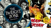 The Twilight Zone T1 y The Mad Magician en DVD