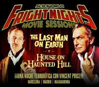 SFW Fright Nights: The Last Man on Earth + House on Haunted Hill