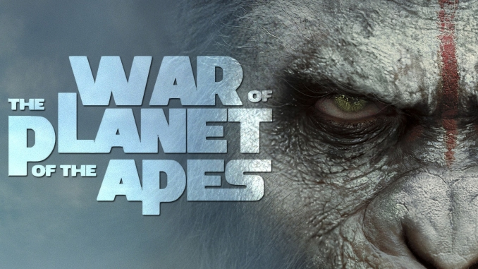 Promo para War for the Planet of the Apes
