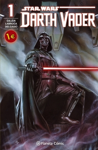 Darth Vader 1 / Star Wars 2