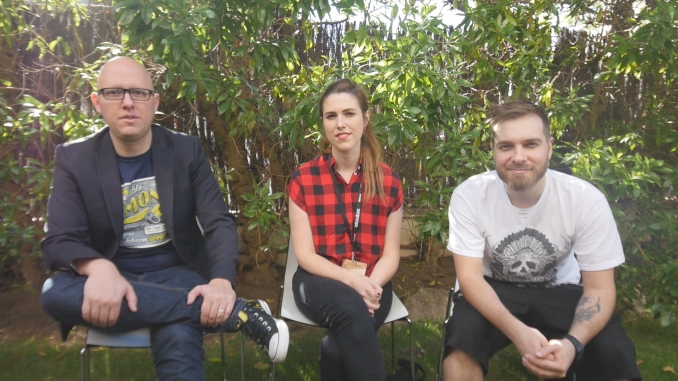 Sitges 2015: entrevista François Simard, Anouk Whissell y Yoannkarl Whissell (Turbo Kid)