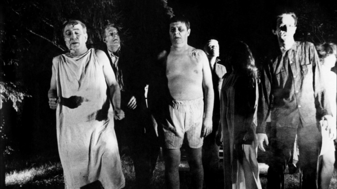Descubiertos 9 minutos de Night of the Living Dead