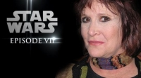 Star Wars VII: Carrie Fisher confirma su regreso