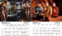 Descarga el calendario Scifiworld para 2016