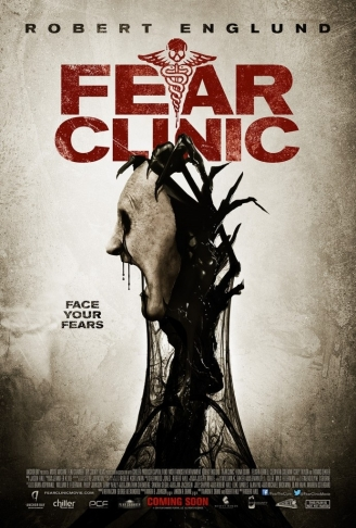 Póster para Fear Clinic