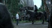Otro clip para Dawn of the Planet of the Apes