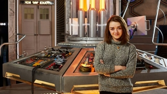 Maisie Williams actuará como invitada en Doctor Who