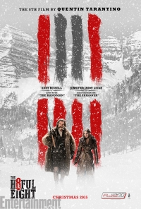 Nuevo póster para The Hateful Eight