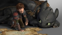 Nuevo póster para How to Train your Dragon 2