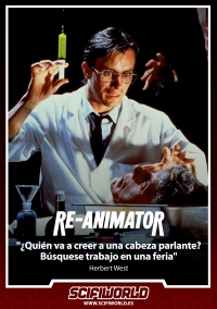 La Frase del Día: Re-Animator