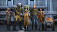 Star Wars Rebels tendrá cuarta temporada