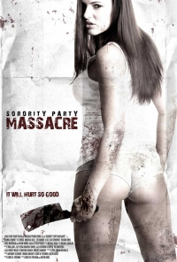 Sorority Party Massacre en DVD