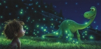 Tráiler internacional para The Good Dinosaur