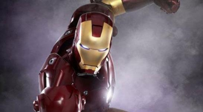 Online el trailer de Iron Man