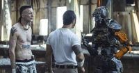 Featurette para Chappie