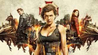 Otro póster para Resident Evil: The Final Chapter