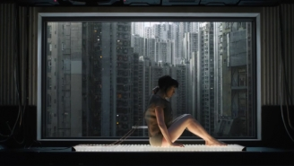 5 teasers para Ghost in the Shell