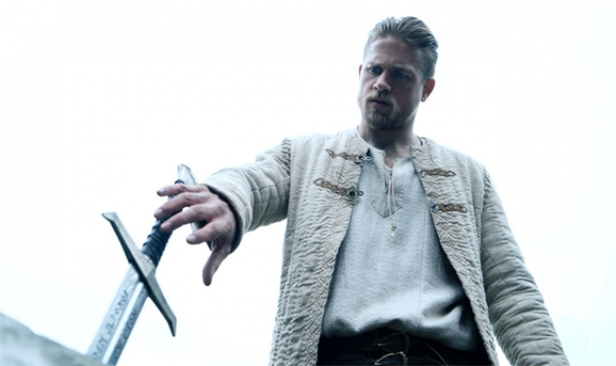 Tráiler final para King Arthur: Legend of the Sword