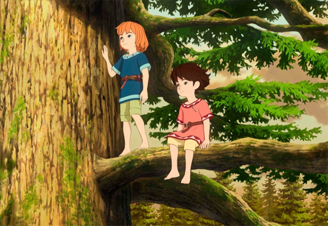 Otro tráiler para Ronja, the Robber's Daughter