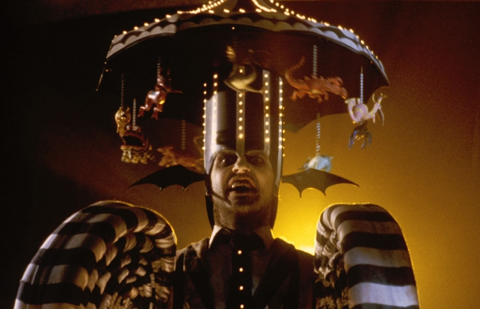 Beetlejuice 2 on the works, peeeeero...