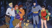 Scooby-Doo y Batman forman equipo