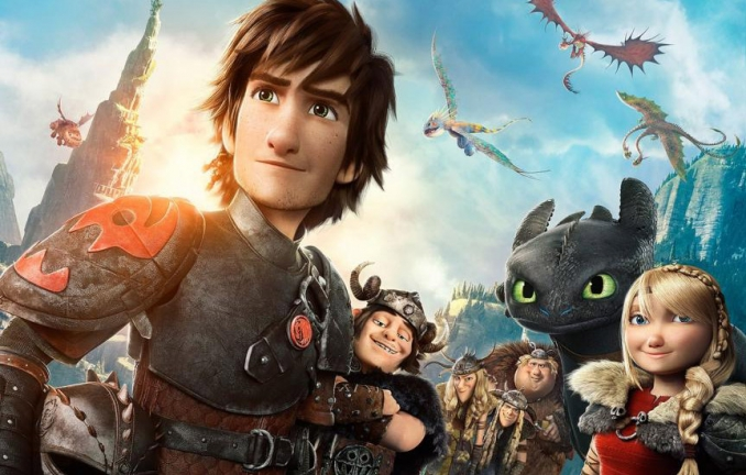 How to Train your Dragon 2 ya tiene póster oficial