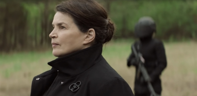 Julia Ormond se une a la tercera serie del universo The Walking Dead