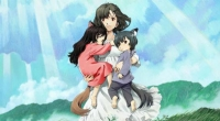 The Wolf Children Ame and Yuki: Nuevo tráiler