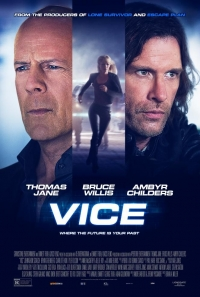 Bruce Willis se enfrenta a los artificiales en Vice
