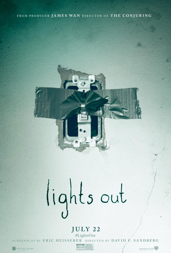Tráiler para Lights Out