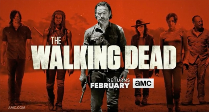 Promo para la segunda mitad de la temporada 7 de The Walking Dead