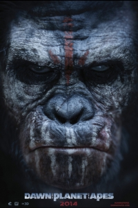 Nuevos pósters para Dawn of the Planet of the Apes