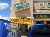 Blockbuster Video cierra