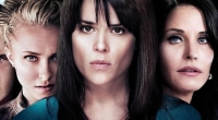 Poster final en español de Scream 4