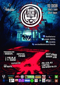 Blood Film Festival 2015