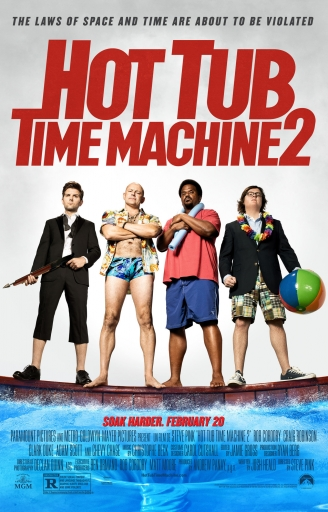 Super Bowl: Spot para Hot Tub Time Machine 2