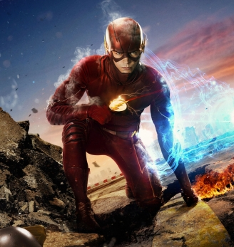 "Promo de Flash ""The Runaway Dinosaur"""