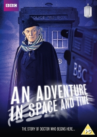 Doctor Who: An Adventure in Time and Space en DVD