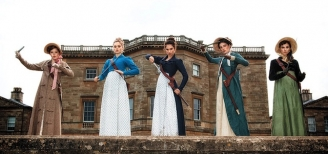 Fecha para Pride and Prejudice and Zombies