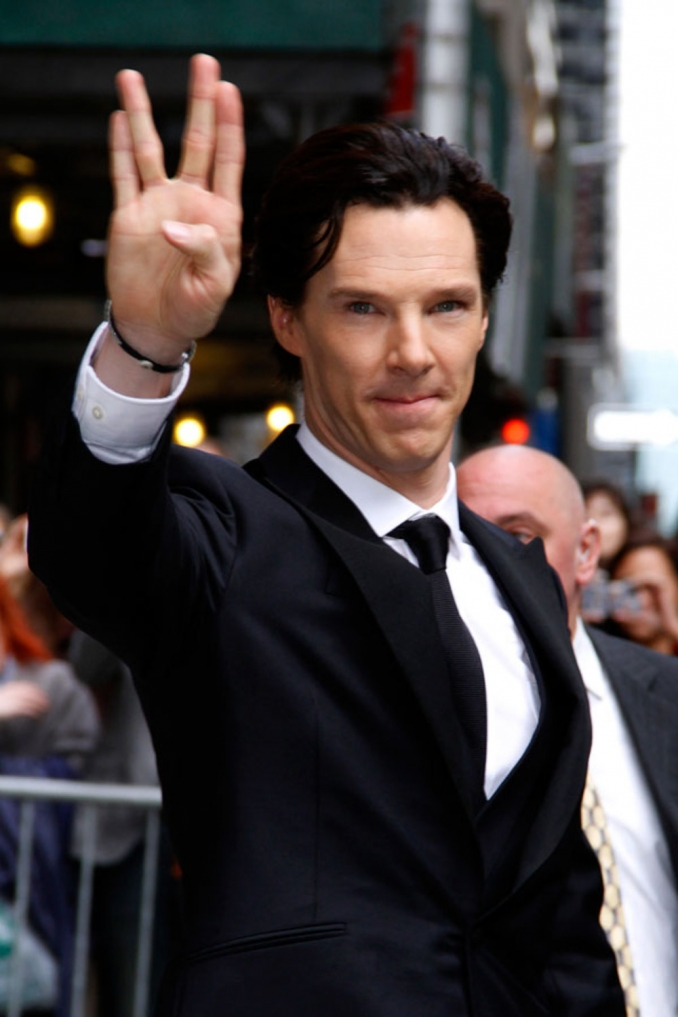 Benedict Cumberbatch no estará en Star Wars: Episode VII