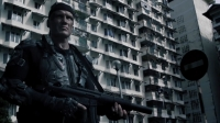 Dolph Lundgren machaca zombies en el nuevo clip de Battle of the Damned
