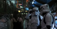 Test footage de la serie Star Wars: Underworld