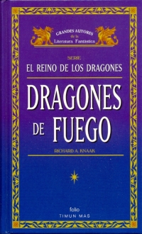 Dragones de Fuego (Richard Knaak)