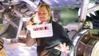 Chris Pratt deja entrever el set de Guardians of the Galaxy Vol. 2