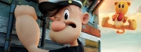 Primer vistazo al Popeye de Sony Pictures Animation