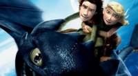 El segundo para How To Train Your Dragon