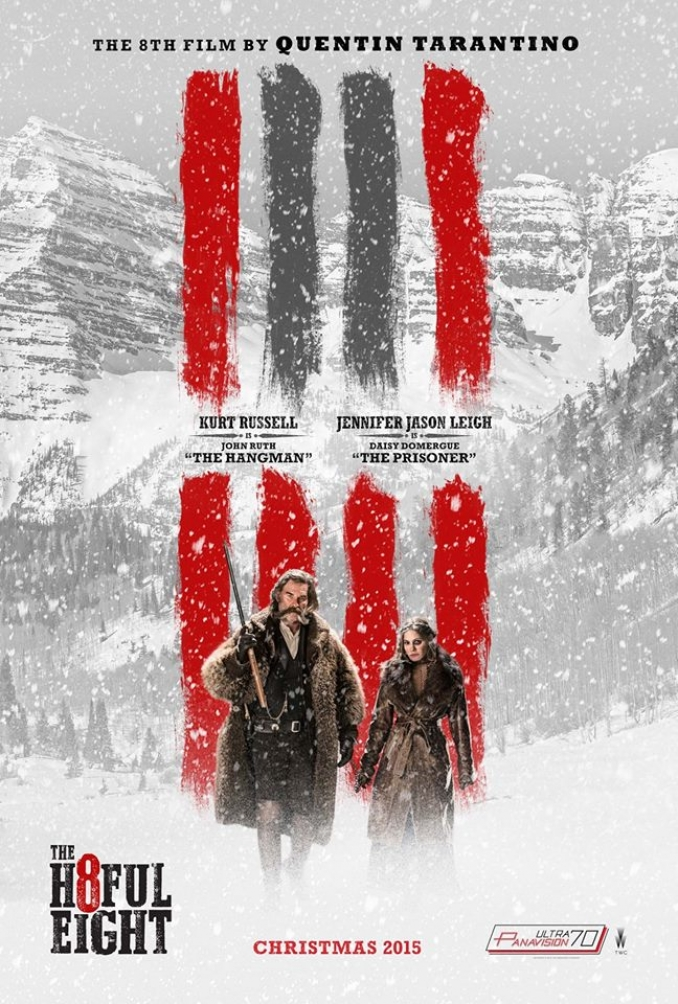 Más pósters para The Hateful Eight