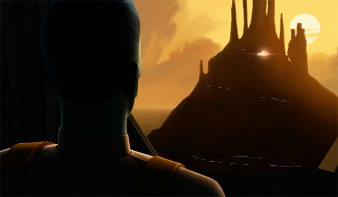 Nueva promo de Star Wars Rebels
