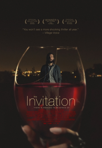 "Cartel y tráiler de ""The Invitation"""